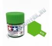 Краска для склеиваемых моделей (акрил) X-15 Light Green