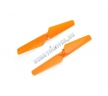 Винты воздушные, CW & CCW, Оранжевые: 180QXHD