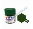 Краска для склеиваемых моделей (акрил) XF-5 Flat Green