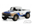Кузов трак 1/8 - 1966 Ford F-150 Clear Body for Slash®, S...