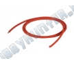 Провод 18AWG красный  soft  silicone wire, red or black,0...