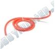 Трубка топливная силиконовая (3,2x6mm, 1 m) Fluo Red