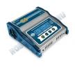 Зарядное устройство универсальное - C4 (220/12В, 80W, C:8...