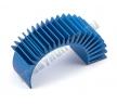 Радиатор для  э/двигателя 540 short, blue aluminum  (use ...