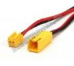 Провода для двигателя с разъемом  (MICRO RS4)