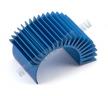 Радиатор для э/двигателя 540 ( long, blue aluminum)