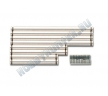 STAINLESS STEEL HINGE PIN SET (RS4 MINI)