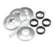Проставки и втулки колесных дисков (4шт)