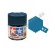 Краска для склеиваемых моделей (акрил) X-13 Metallic Blue