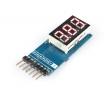 Индикатор напряжения для 6S Lixx аккумуляторов