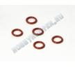 Кольцо уплотнительное SILICONE SS-045 4.5X6.6MM (RED) (5шт)