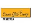 Краска по лексану для аэрографа - Cosmic Glo Orange - 30ml