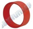 Вставки туринг 1/10 - MEDIUM RED (4шт)