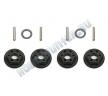 Хабы колесные SC10 4X4 (4шт) со штифтами