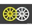 Диски колесные Wabash 1/18T & Mini-T / белые (2шт)