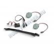 Фары светодиодные с PPM управлением (WHITE) + индикатор п...