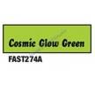 Краска по лексану для аэрографа - Cosmic Glo Green - 30ml