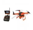 """Квадрокоптер - Minivet с экраном 5"""" FPV для аэрофото..."""