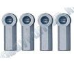 Шаровые наконечники NTC3 Rear Toe Ball Cups (large gray) ...