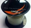 Трубка силиконовая 2.4x5.5 (катушка 15м/50ft) прозрачная