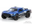 Кузов SC 1/10 - Flo-Tek Ford F-150 Raptor SVT (for Slash,...