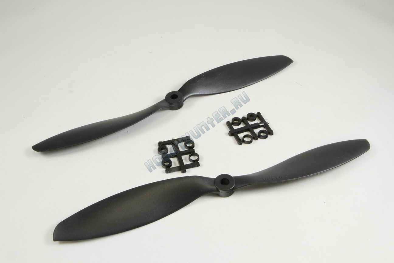 Пропеллер 9047 + 9047R (Черные)