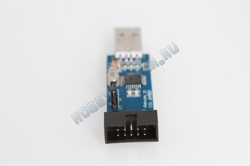 USBasp Atmel программатор