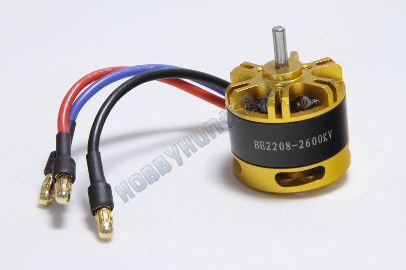 DYS BE2208-7 (2600KV)