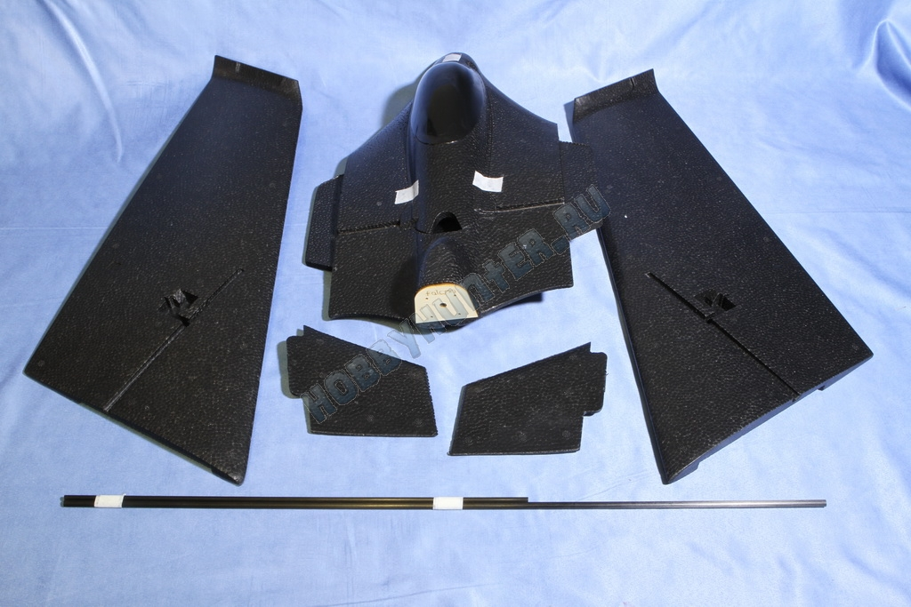 Skywalker Falcone (Black)