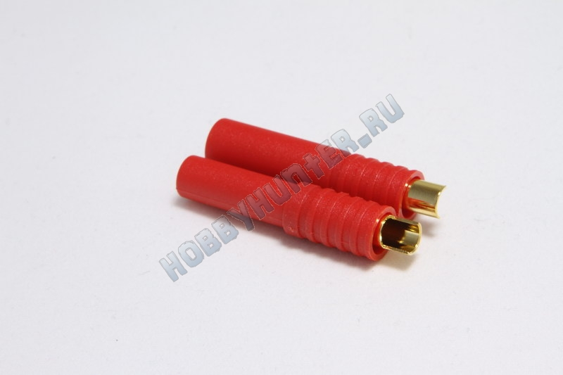 HXT 4mm Gold Connector with Pre-installed Bullets