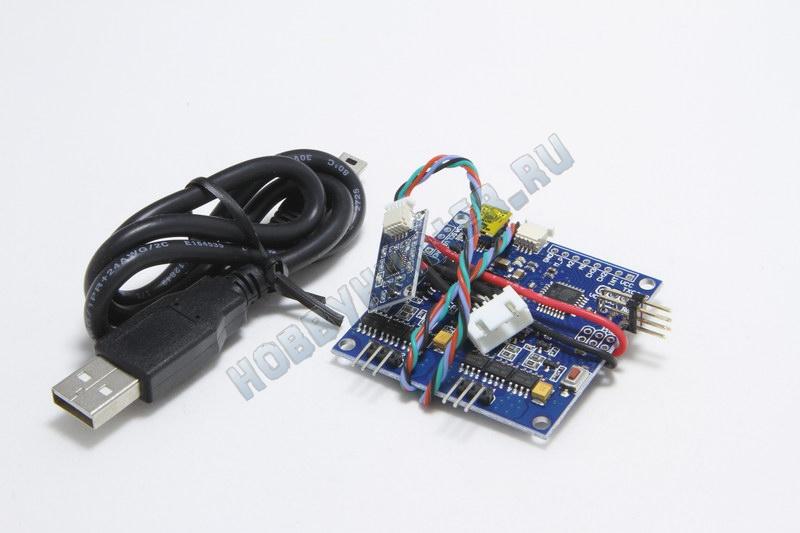 2-х осевой контроллер подвеса