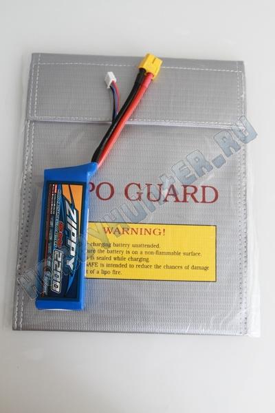 Lipo safe 23x30 см