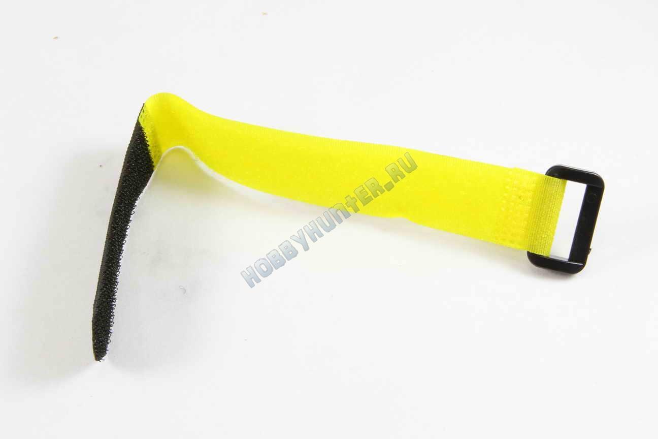 Стяжка с обратным кольцом 200x20 (Желтая)