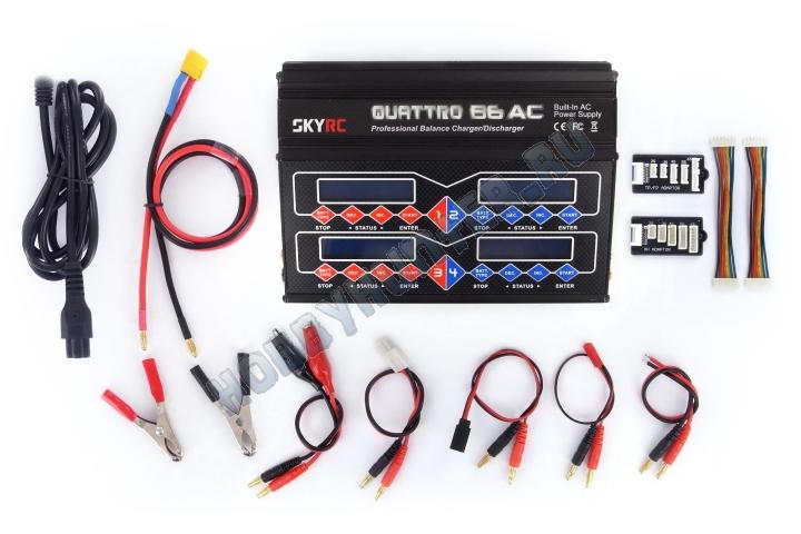 SkyRC Quattro B6AC (оригинал)