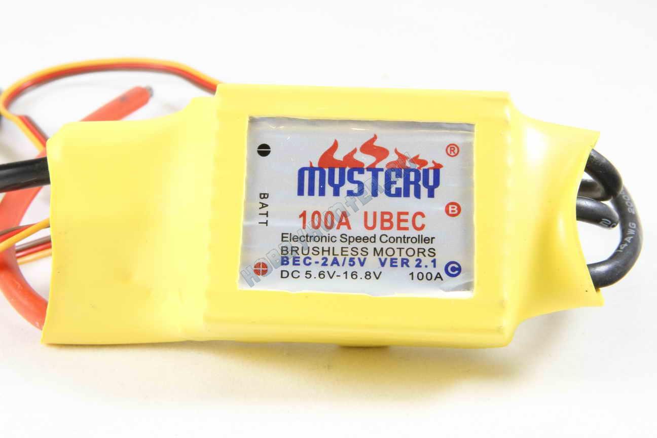 Mystery Cloud 100A