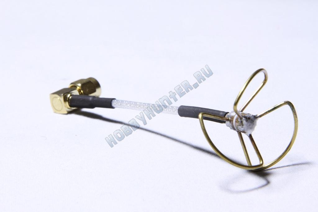 5.8G TX антенна RP-SMA (male) STR90