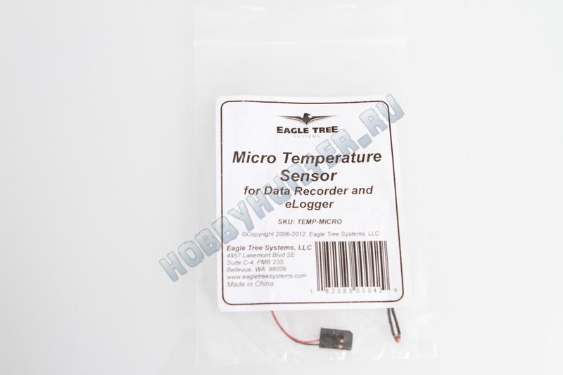 EagleTree MicroPower Micro Temperature Sensor