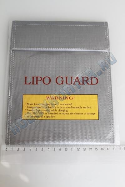Lipo safe 21.5x18 см