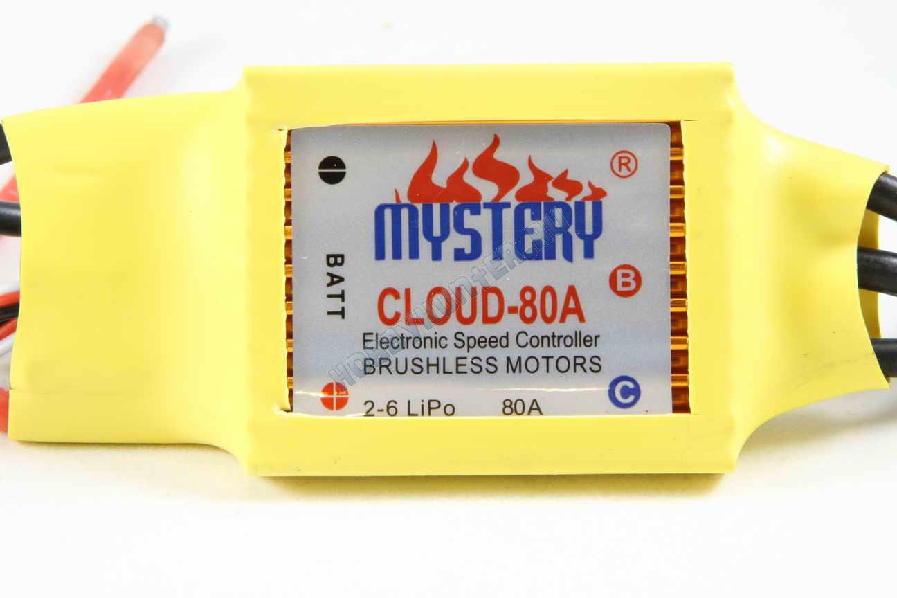 Mystery Cloud 80A W/O BEC