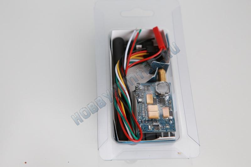 Комплект 2.4G - 500mw (RX + TX) 8Ch