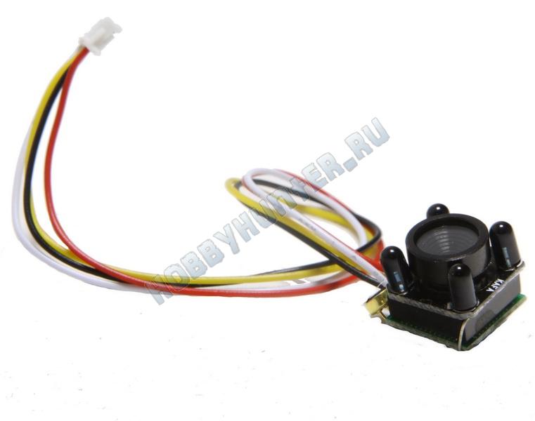 Мини камера с инфракрасной подсветкой 600TVL