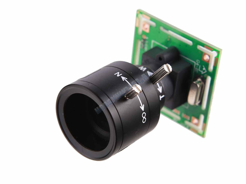 700TVL HD Color CMOS 1/4 inch