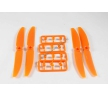 Пропеллер 5030x2 + 5030Rx2 (Оранжевые)