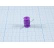 Виброгаситель 9x13x3 (Фиолетовый)