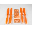 Пропеллер 6045x2 + 6045Rx2 (Оранжевые)